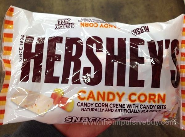 Hershey's Candy Corn Snack Size Bars