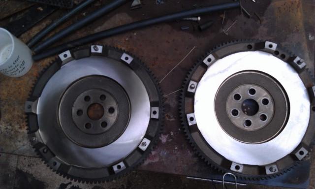 MM 00 EVO Engine Install 1