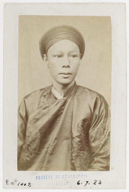 1883 - Joannes Baptistus Petrus Truong-Vinh-Ky - Jean Baptiste Petrus Vĩnh Ký (1837-1898)