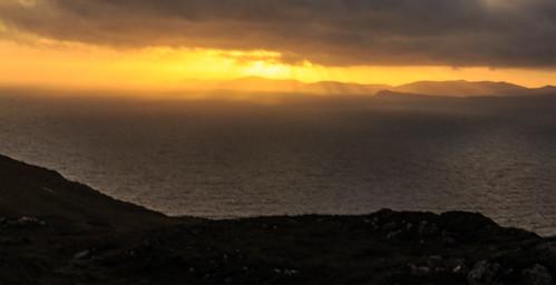ireland sunset nature landscape sunsets cocork sheepsheadpeninsula toreen