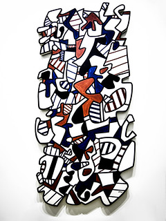 Tour - Jean Dubuffet - avril 1975