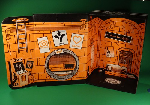 Loot Crate August 2014 TMNT Box