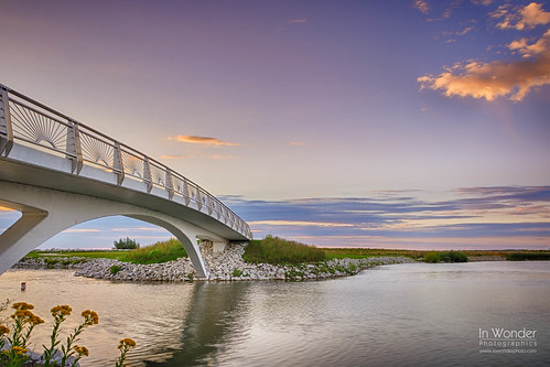 park bridge wisconsin sunrise landscape dawn nikon cityscape state milwaukee lakeshore approved markadsit