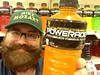 Powerade FIFA World Cup 2014 Official sport Drink, by Mike Mozart of TheToyChannel and JeepersMedia on YouTube. #FIFA #WorldCup #Futbol #Soccer