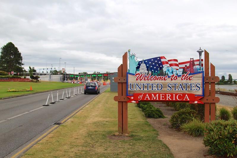 Frontera Estados Unidos - Canada
