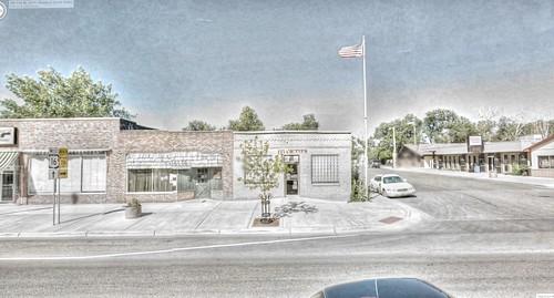 Google Street View - Pan-American Trek - Upton City Hall