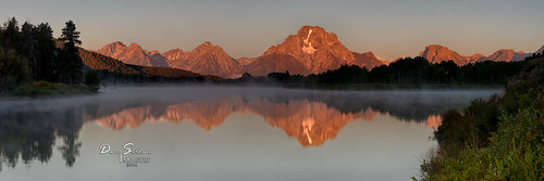 1st Light at Oxbow Bend
