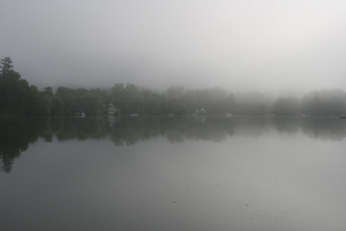 foggy labor day at lake 2014 - 18