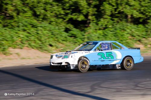 Saratoga Racer #35