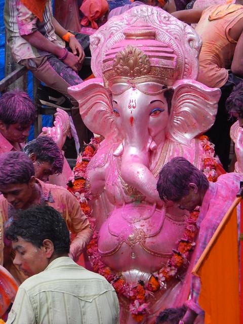 Ganesha speaks