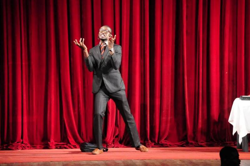 "Uncle Ebo Whyte on Roverman's latest play; ""Unforgiven"""