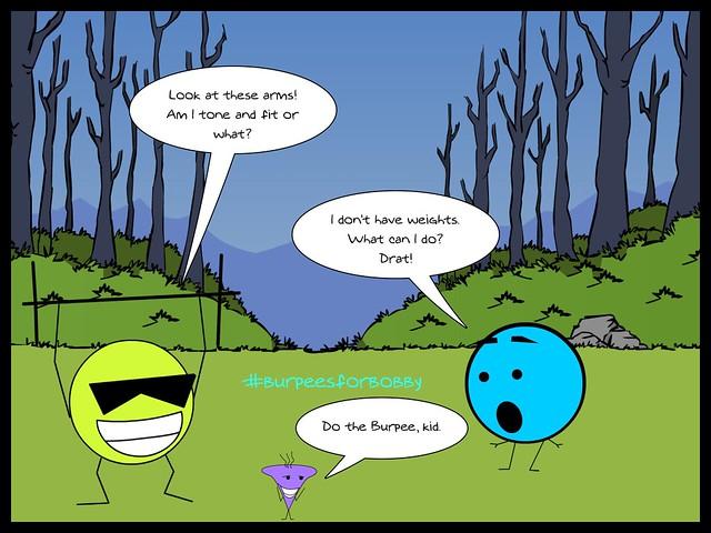 More Burpee comics