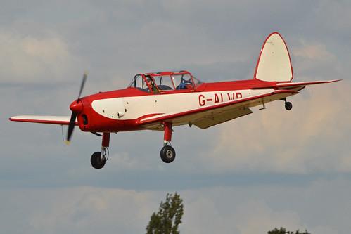 DHC1 Chipmunk 22A 'G-ALWB'