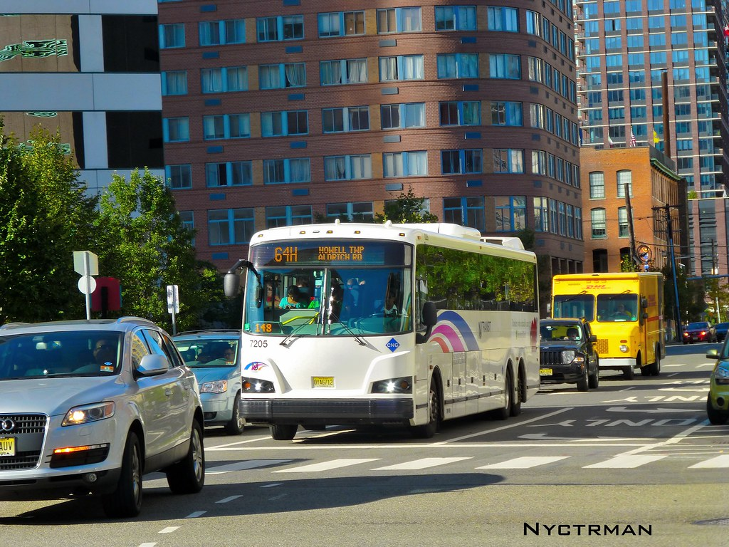 New Jersey Buses Skyscrapercity