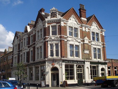 Station Hotel, Hither Green, London SE13