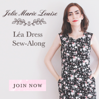 Léa Dress Sew-Along