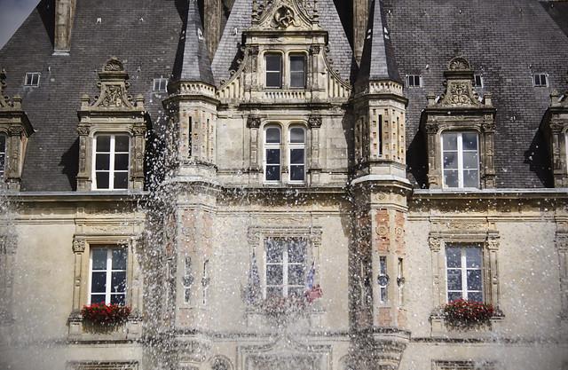 Château de la Roche-Bagnoles