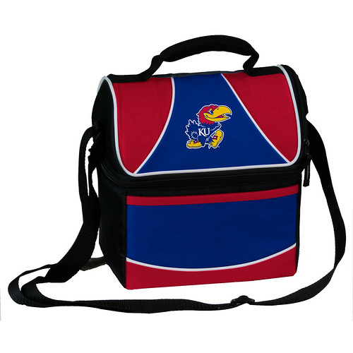 Kansas Jayhawks Lunch Pail Cooler