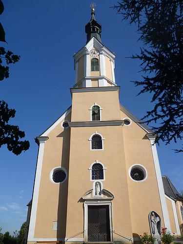 Hausmannstätten, Styria - Kirche zur Allerheiligsten Dreifaltigkeit, la chiesa alla Santissima Trinità (cristianesimo), la iglesia a la Santísima Trinidad (cristianismo), l'église a la Très Sainte Trinitè, The Church to the most Holy Trinity, Trójca Święt