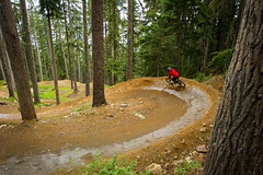 Berms for days.