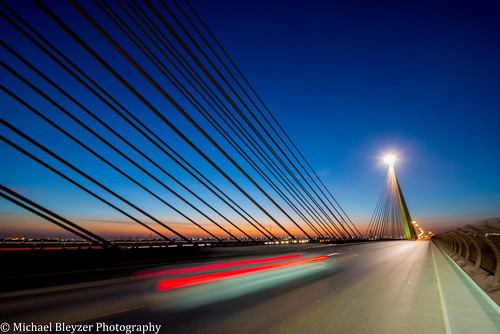sky colors night sunrise lights bridges bluesky sa roads riyadh saudiarabia