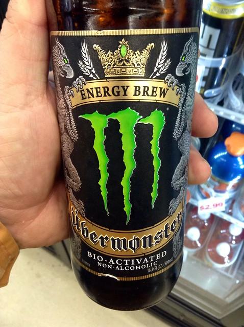 monster energy  ubermonster brew