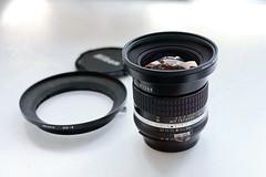 Nikon Nikkor Ai-s 18mm F3.5