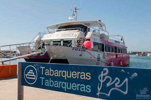 Excursión en barco a la isla de Tabarca desde Santa Pola