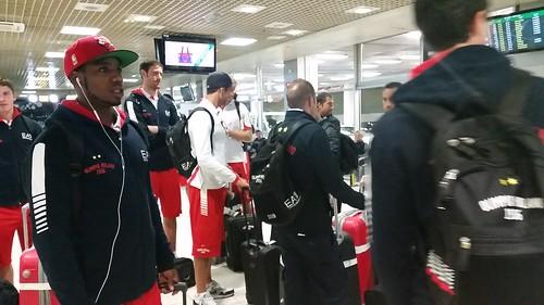 Olimpia On The Road: Belgrado
