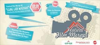 fest film merapi banner