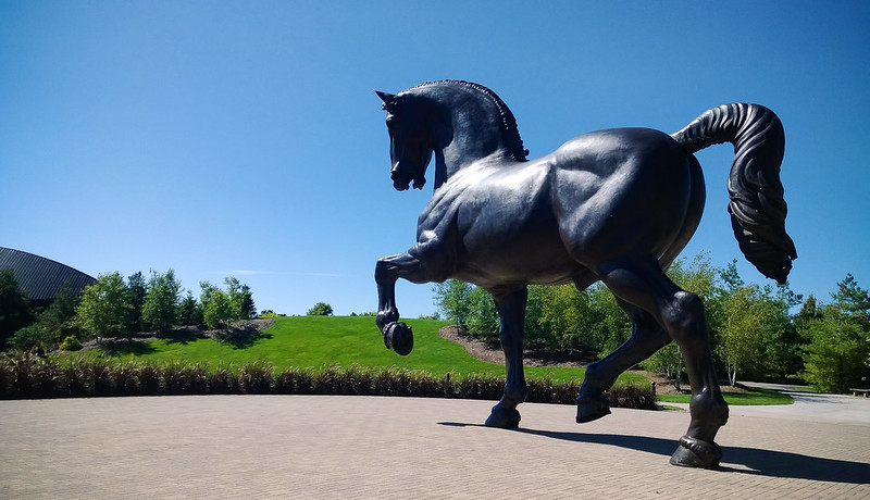 Grand Rapids Meijer Gardens American Horse.jpg