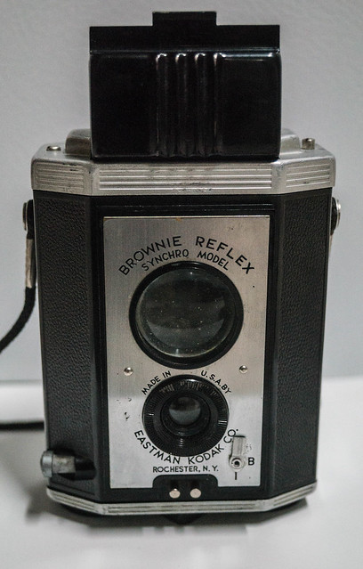 Kodak Brownie Reflex (Synchro Model)