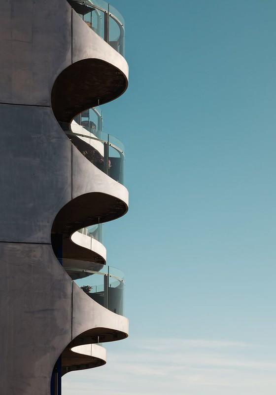 Danielsen Architects. Metropolis #4