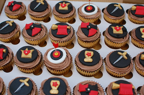 Cool Medieval Cupcakes Beautiful Birthday Cakes Funny Birthday Cards Online Overcheapnameinfo
