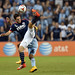 Kelyn Rowe at Sporting Kansas City