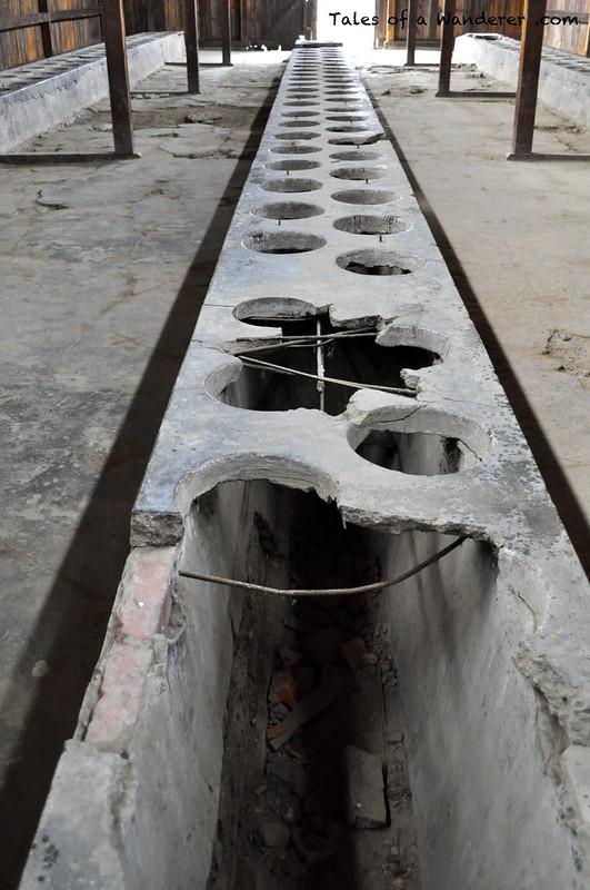 OŚWIĘCIM - BRZEZINKA - Konzentrationslager Auschwitz II-Birkenau