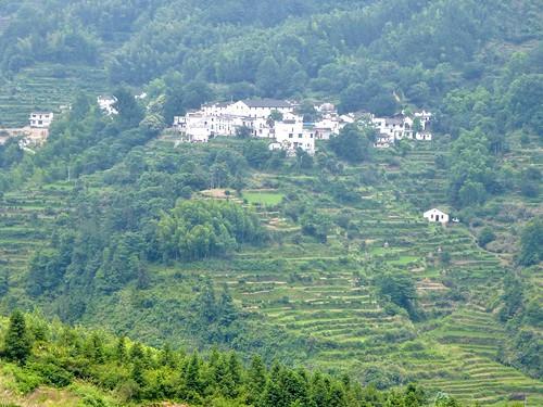 Jiangxi-Wuyuan-Montagnes et lac (21)
