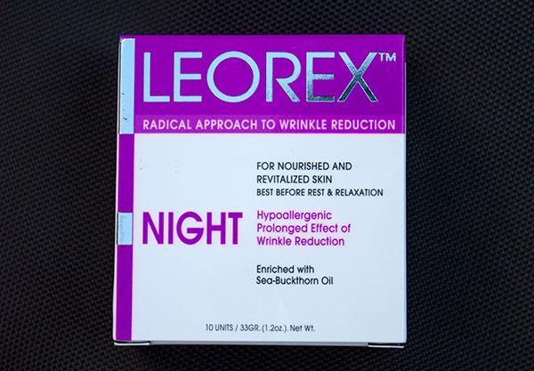 Leorex Night mask