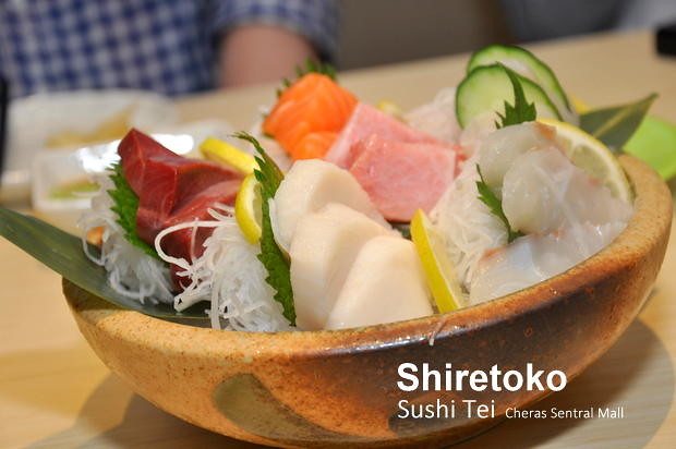Sushi Tei Cheras Sentral Mall 1