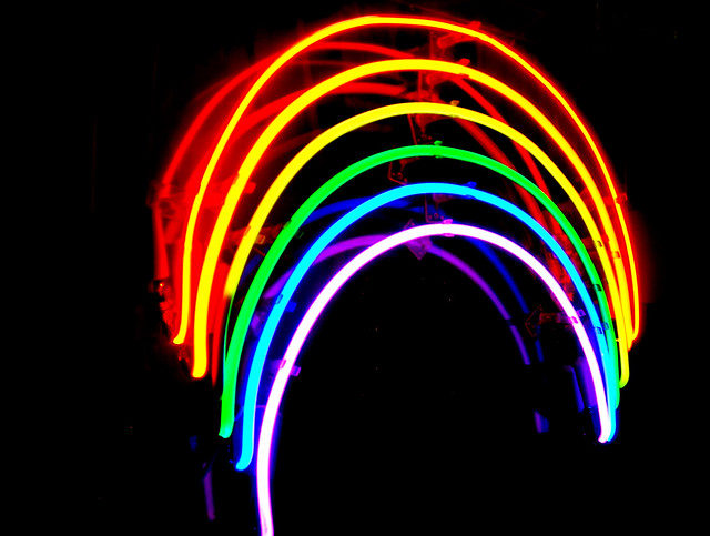 The Electric Rainbow