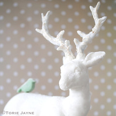 Petal paste deer tutorial