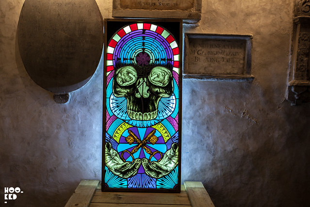 Beau Stanton's 'Tenebras Lux' Exhibition at the Crypt of Saint John the Baptist in Bristol
