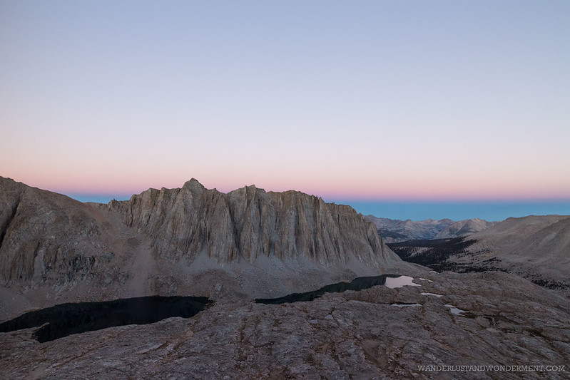 Climb to Mt. Whitney