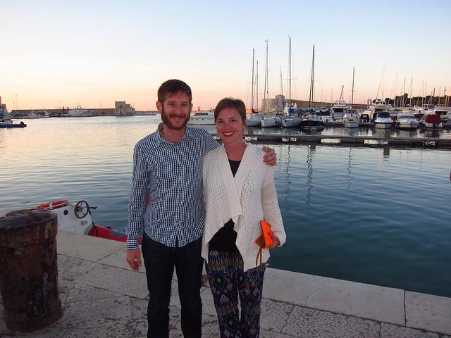 Evening Passeggiata in the Port