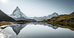 Matterhorn a Malý Matterhorn