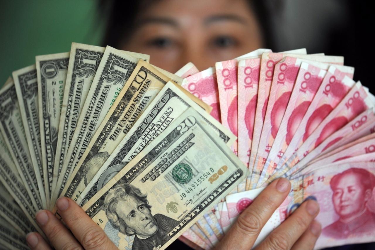 特朗普多次批評中國政府刻意壓低人民幣匯率,藉以打擊美國經濟。(新華社)