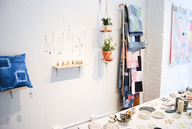 Sometimes Shop - my jewelry, Gina Rockenwagner textiles & plant hangers