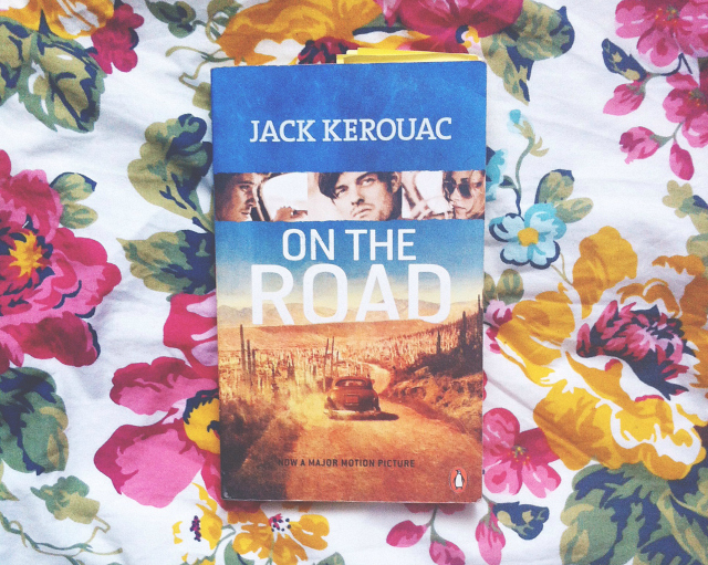 on the road jack kerouac book review lifestyle book blog vivatramp uk