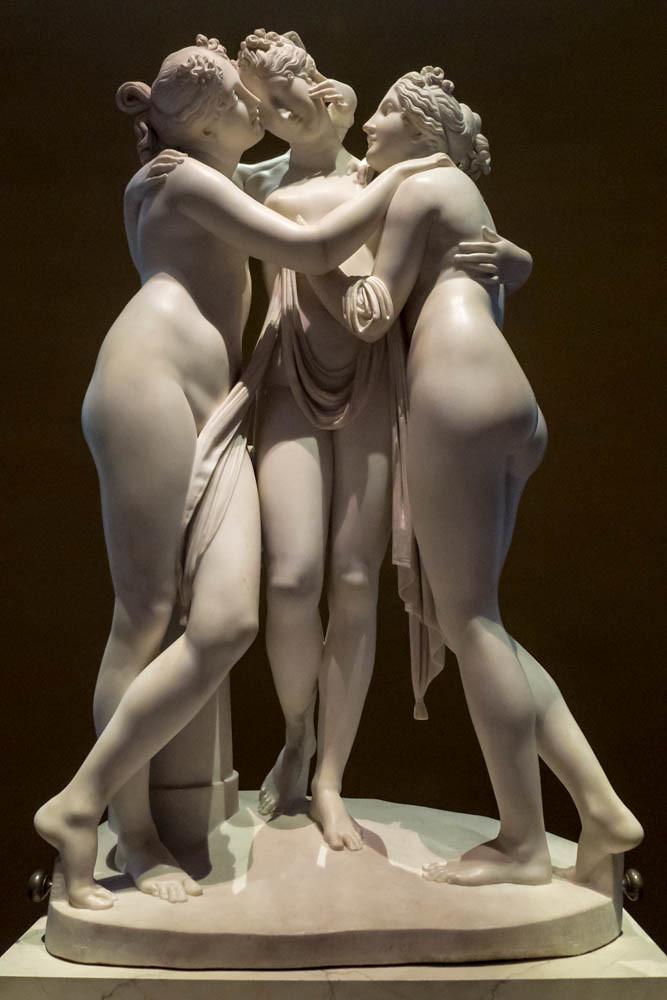 de drie gratiën
