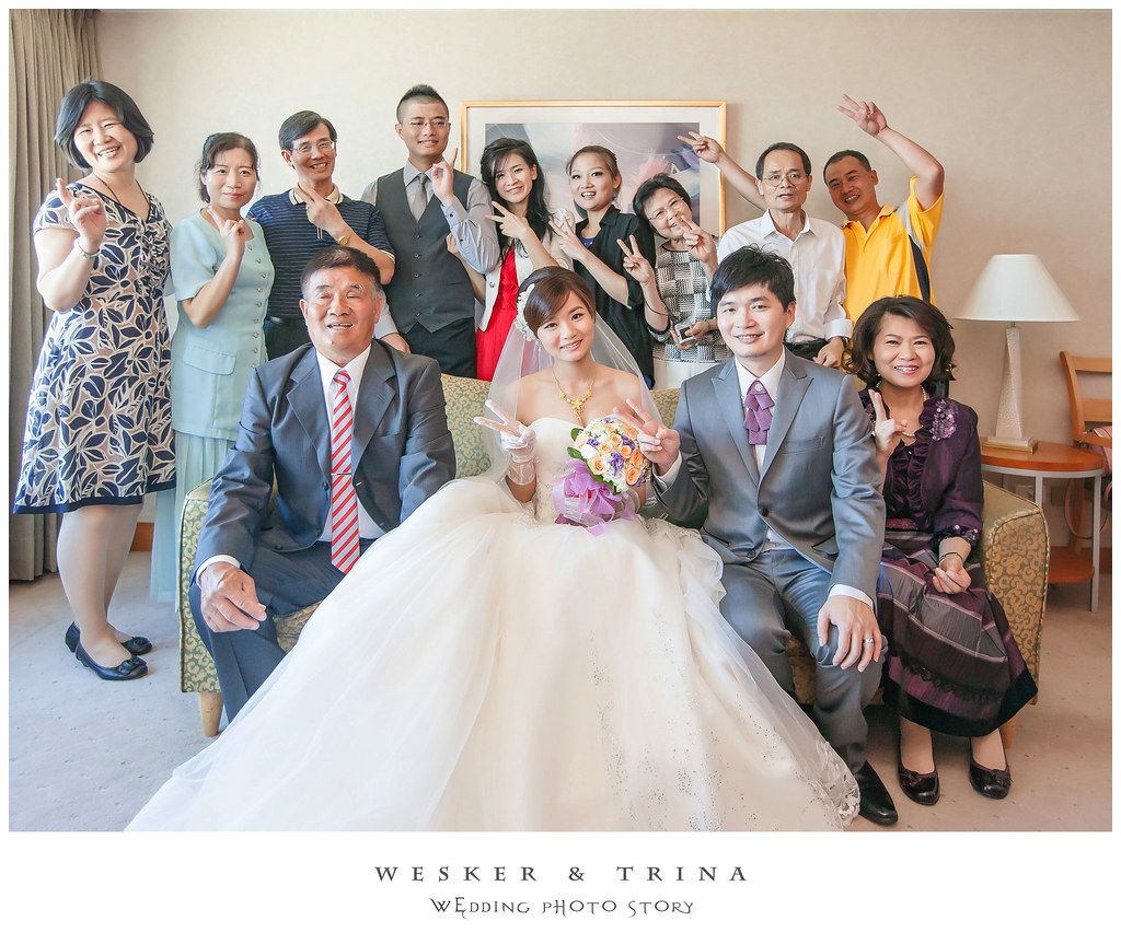 婚攝-君鴻國際酒店-婚禮紀錄-16